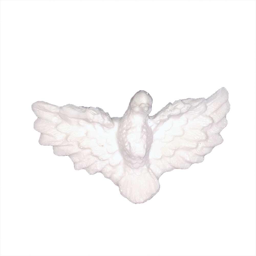 Aplique Espirito Santo em Resina - IV321