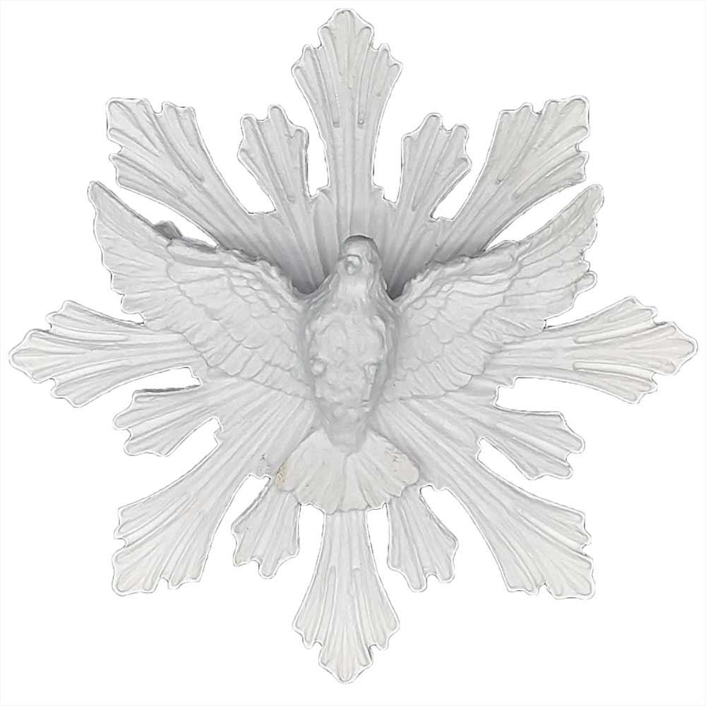 Aplique Espírito Santo em Resina - IV370