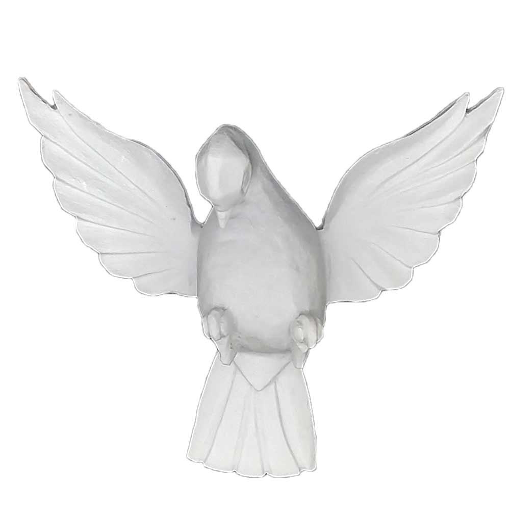 Aplique Espírito Santo em Resina - IV442