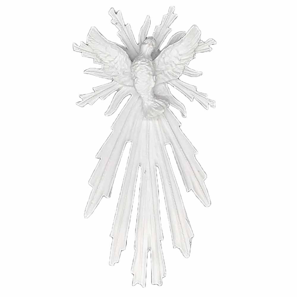 Aplique Espírito Santo Resina - IV558