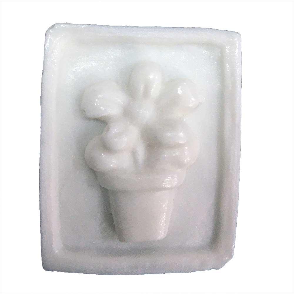Aplique Flores em Resina c/2 Peças - IV318