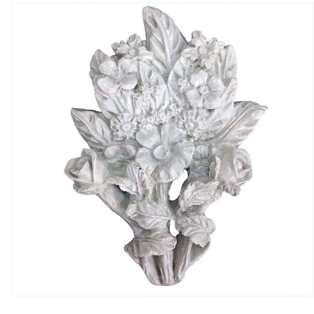 Aplique Flores em Resina - IV170