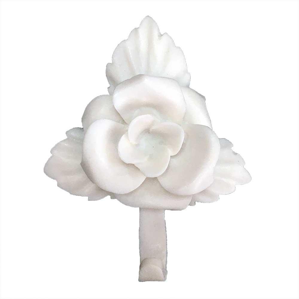 Aplique Flores em Resina - IV217