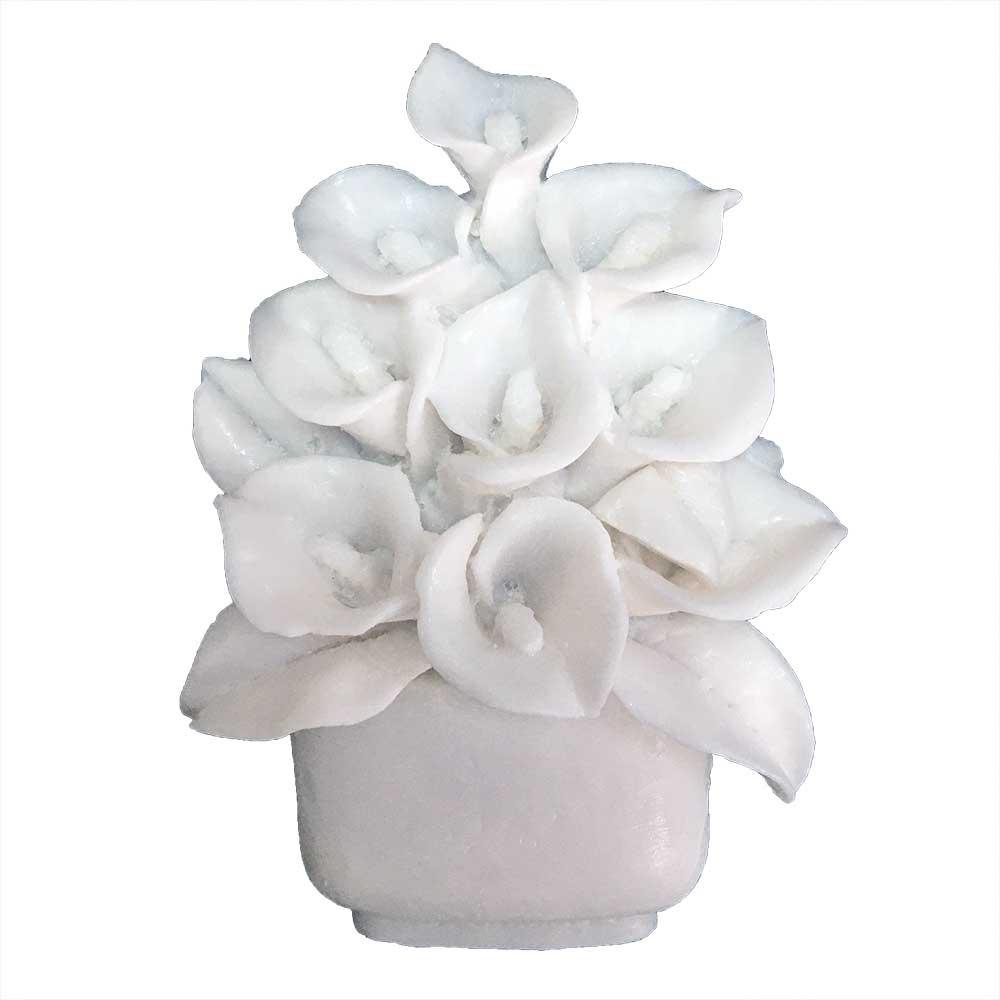 Aplique Flores em Resina - IV260