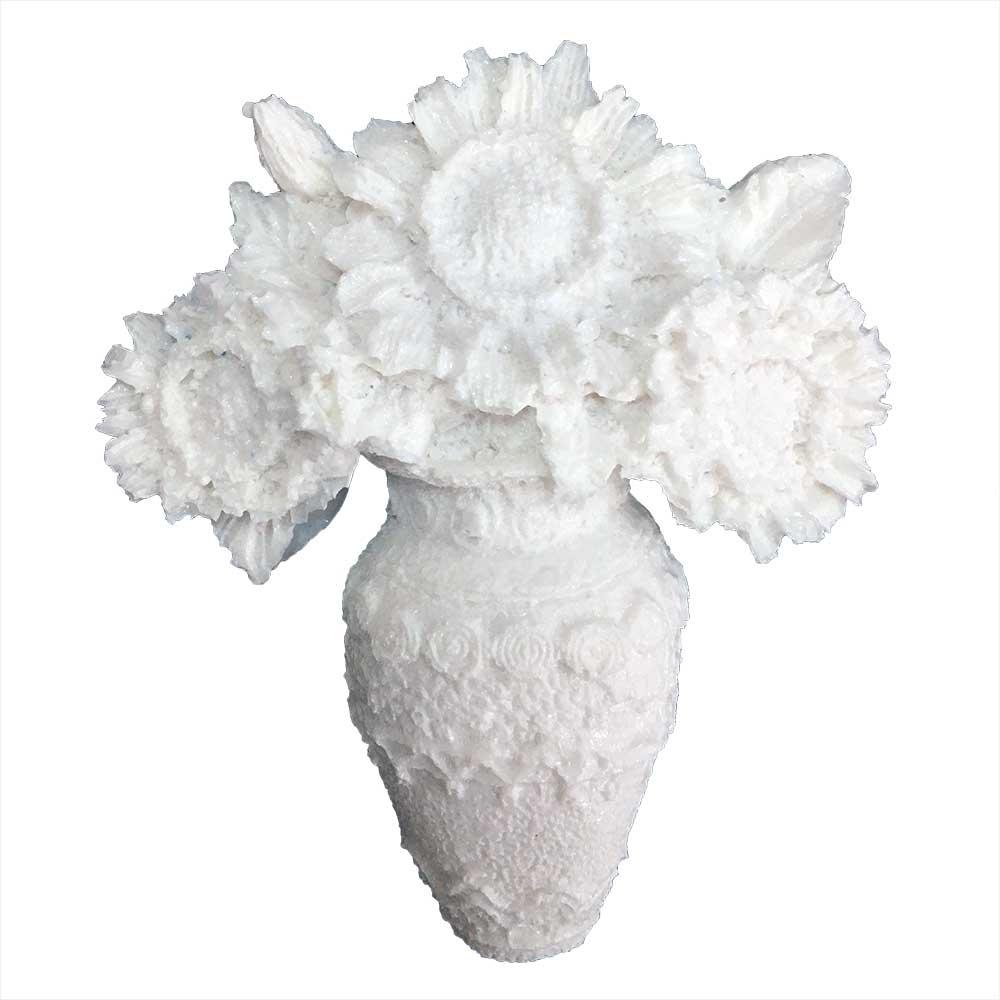 Aplique Flores em Resina - IV404