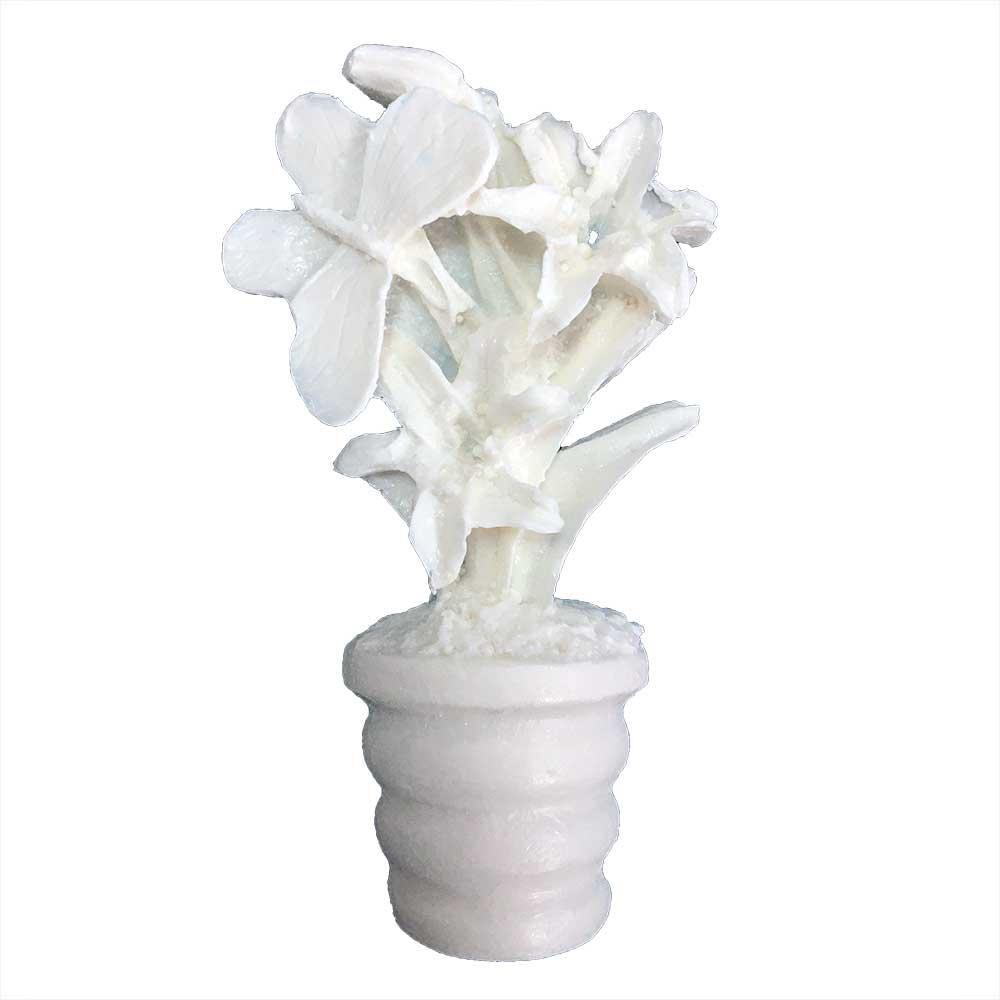 Aplique Flores em Resina - IV406