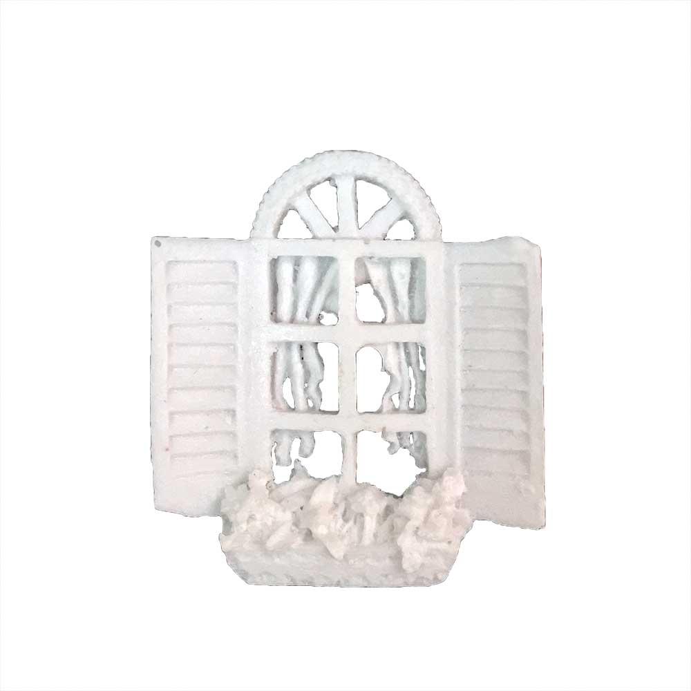 Aplique Kit Casa em Resina - IV211