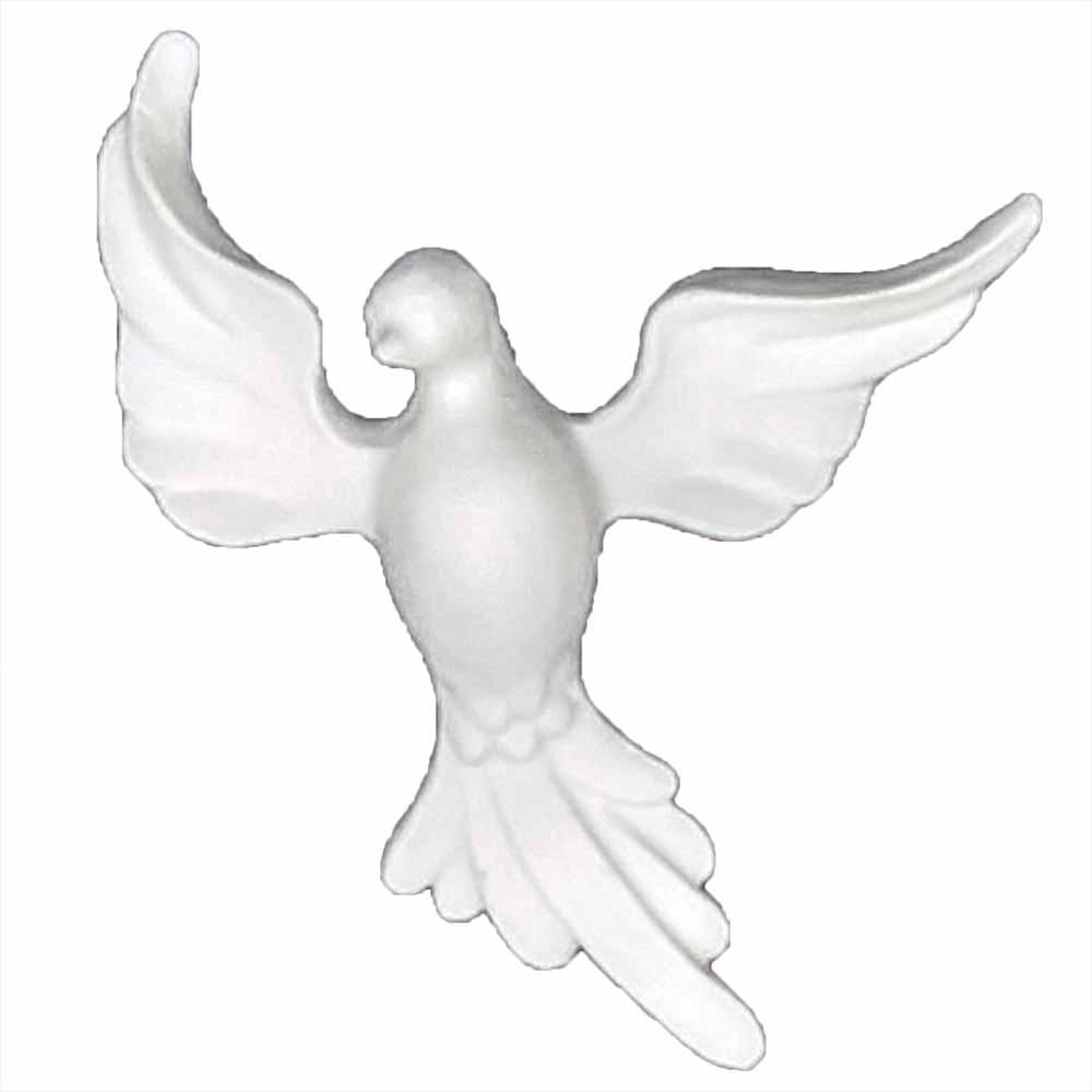Aplique Espírito santo Resina - IV622