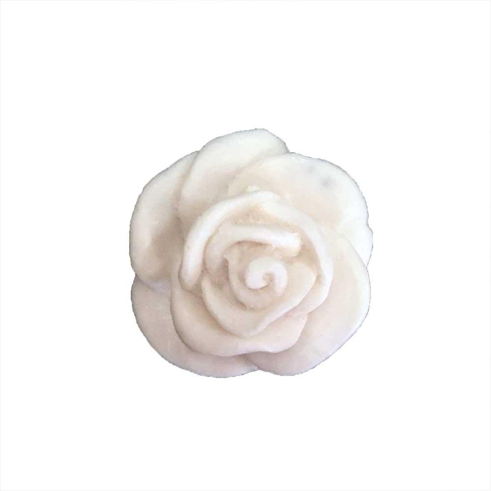 Aplique Flores em Resina com 2 peças - IV139B