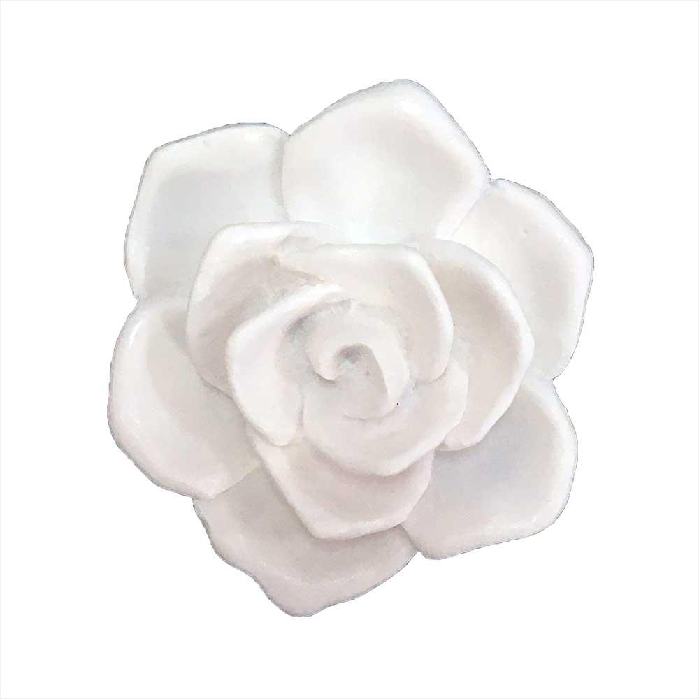 Aplique Flores em Resina - IV088