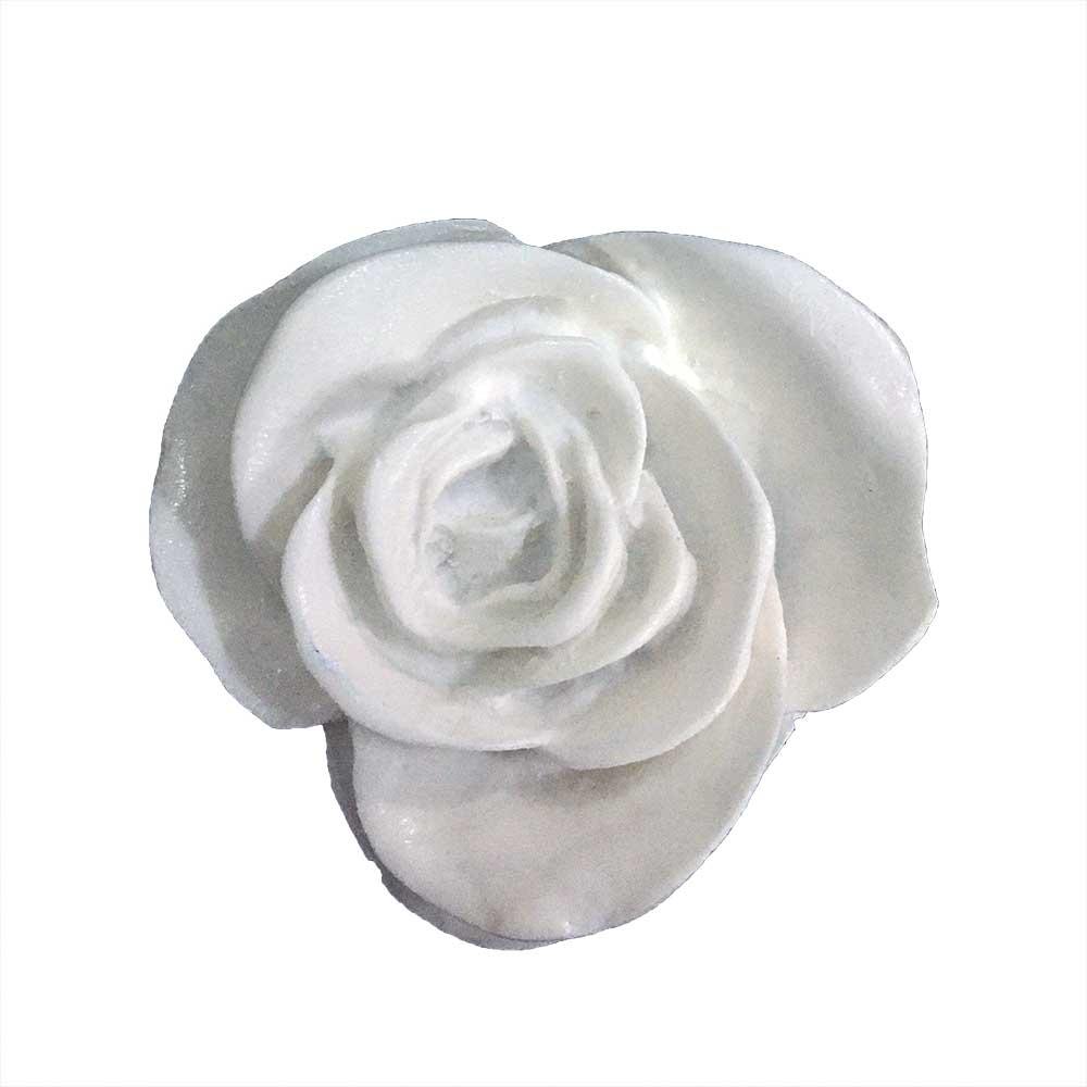 Aplique Flores em Resina - IV185