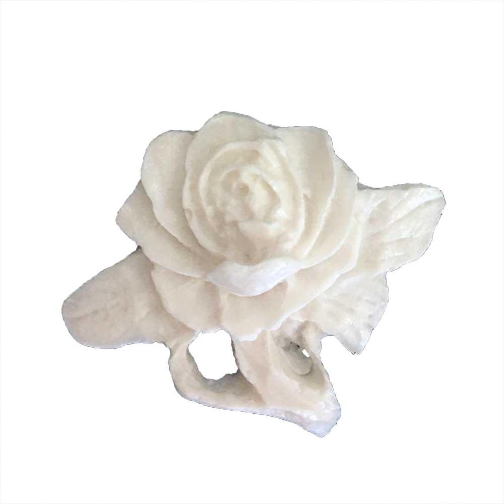Aplique Flores em Resina - IV218