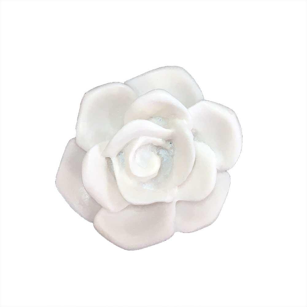 Aplique Flores em Resina - IV255