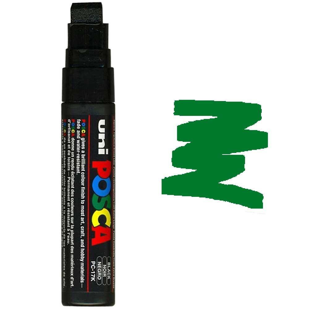 Caneta marcador Posca PC-17K Verde