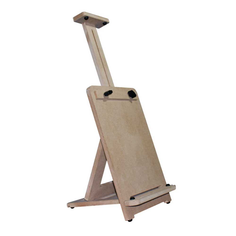 Cavalete de mesa e Prancheta com Suporte Mod.4821 - Trident