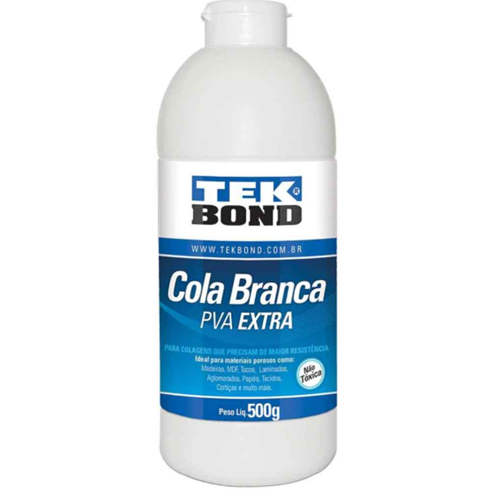 Cola Branca ART PVA Extra Artesanato 500g - Tekbond
