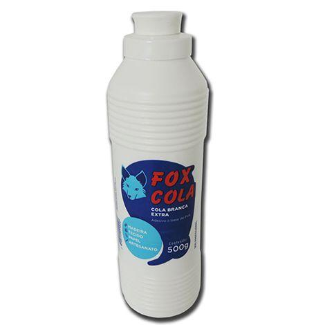 Cola Extra branca 500g - Fox