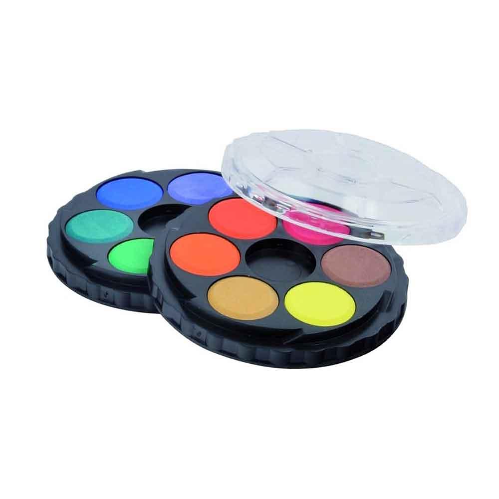 Estojo Aquarela Pastilha 12 cores Ref.171503 Koh-I-Noor
