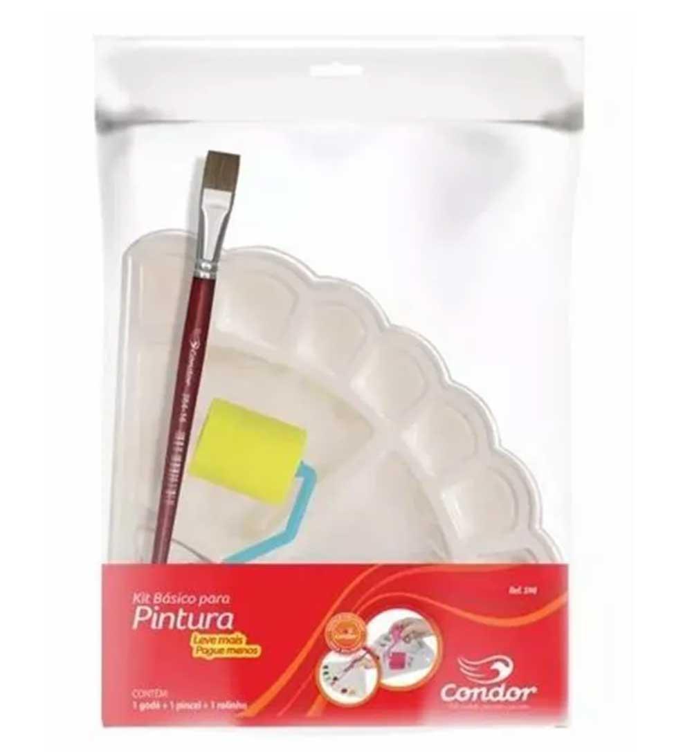 Kit básico para pintura 598 - Condor