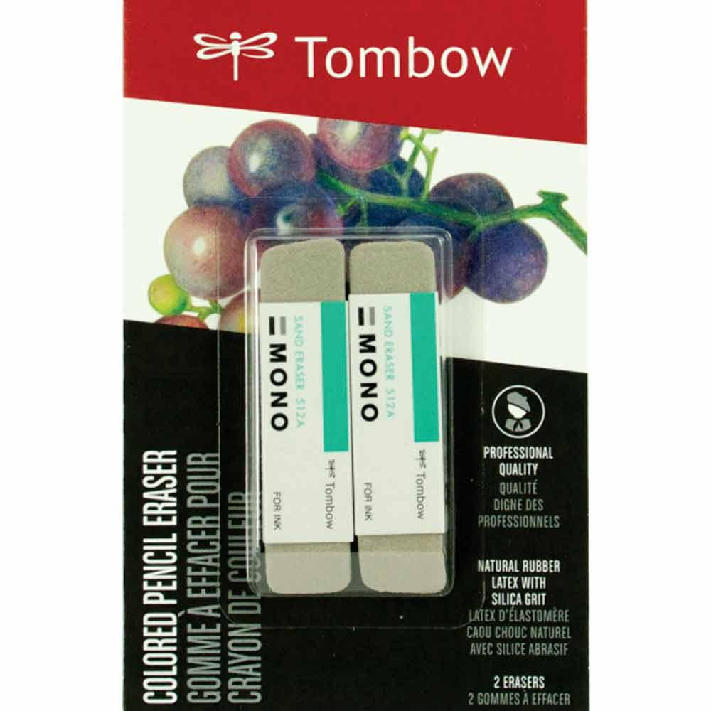 Kit c/2 borrachas MONO SAND mod.67304 - TOMBOW