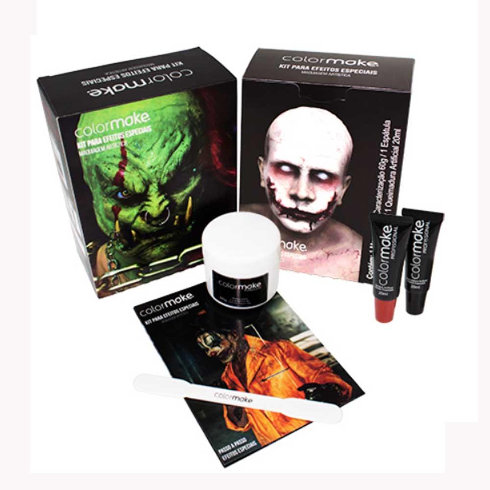 Kit para efeitos especiais ref. 5505 - Colormake