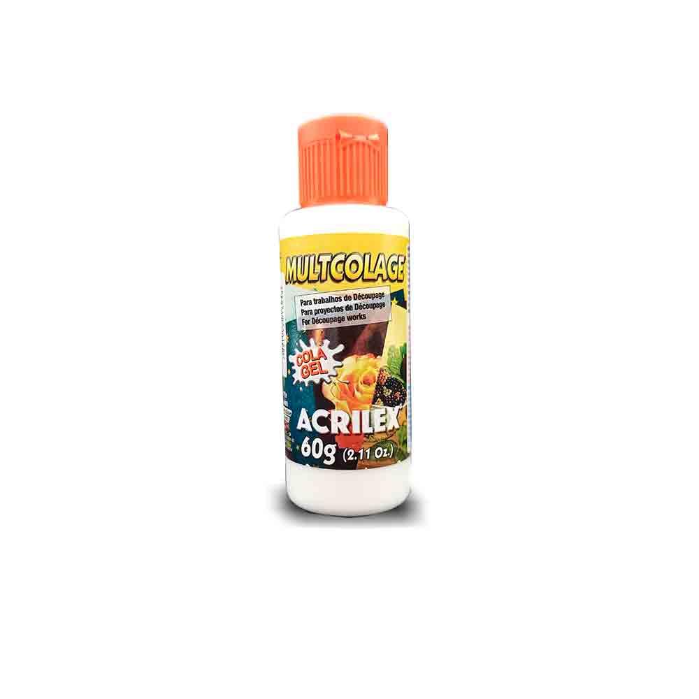 Multcolage 60g- Acrilex