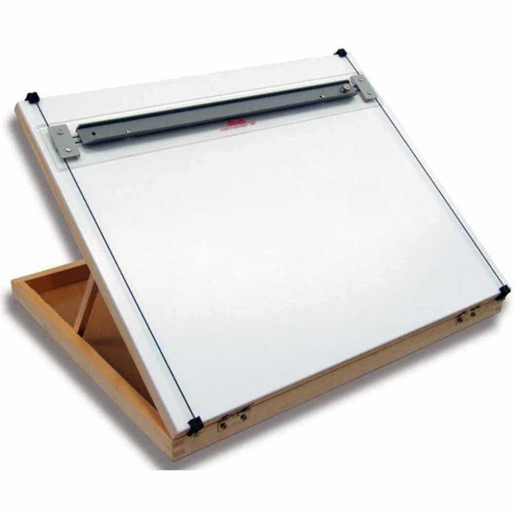 Prancheta portátil A1 com régua paralela Mod.5008 - Trident