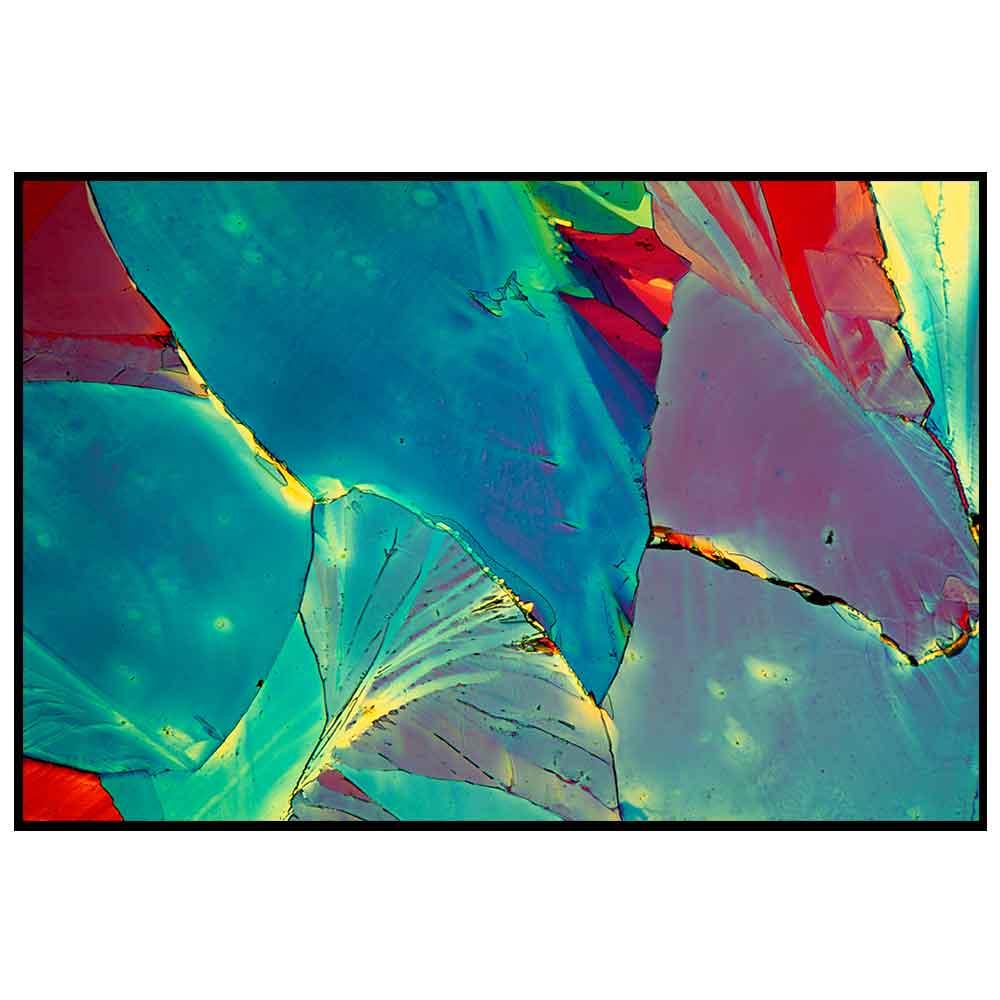 Quadro decorativo Abstrato em canvas - AGAB005