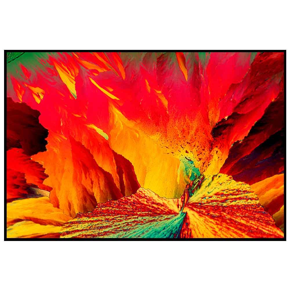 Quadro decorativo Abstrato em canvas - AGAB014