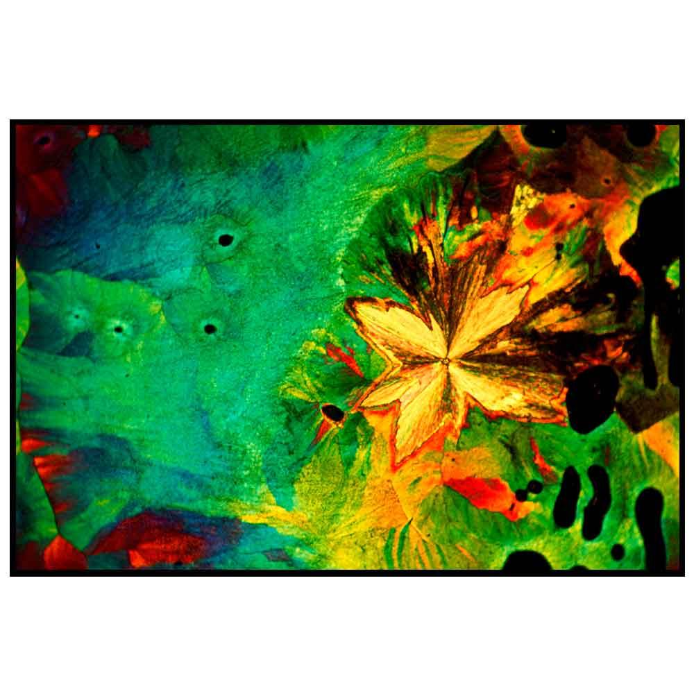 Quadro decorativo Abstrato em canvas - AGAB018