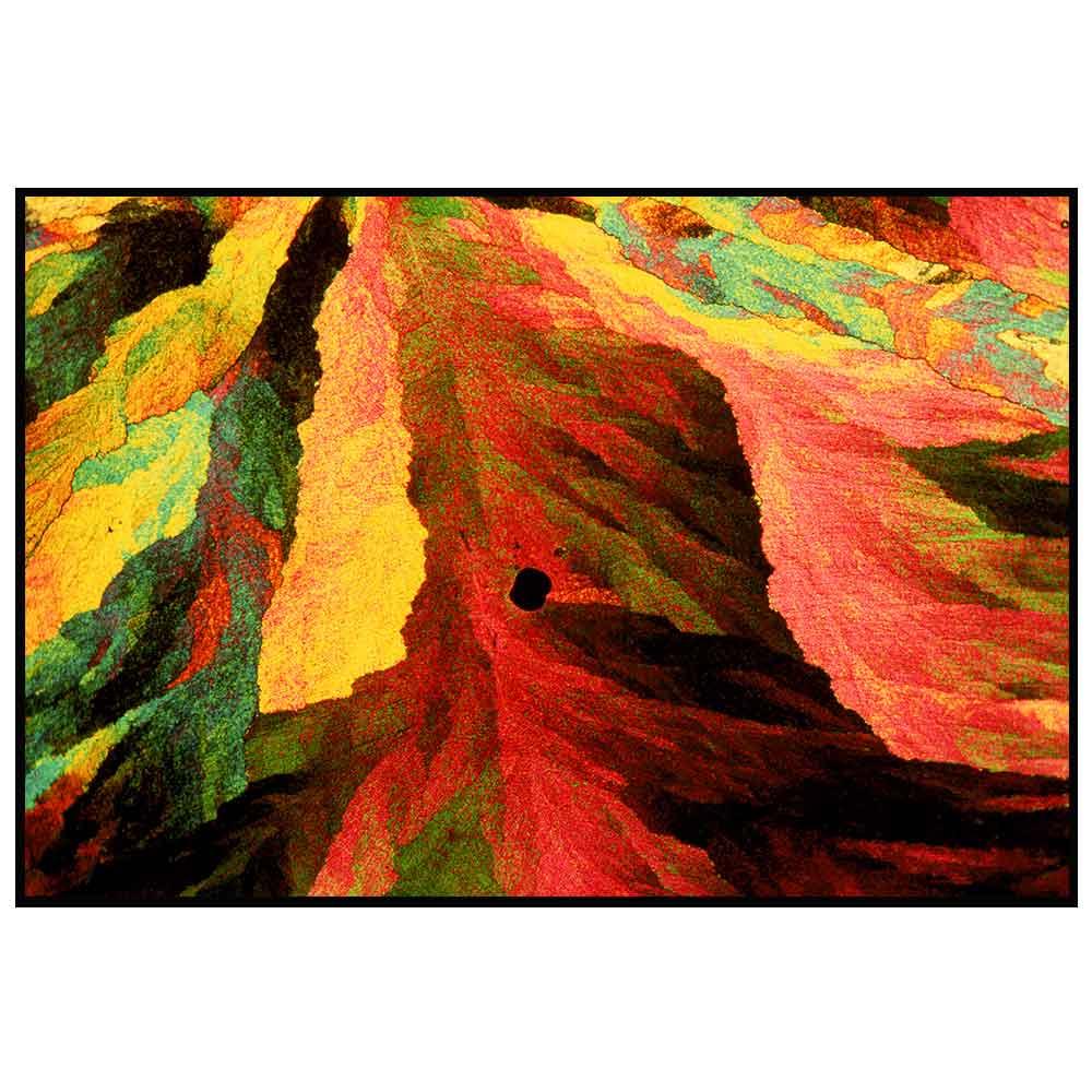 Quadro decorativo Abstrato em canvas - AGAB026