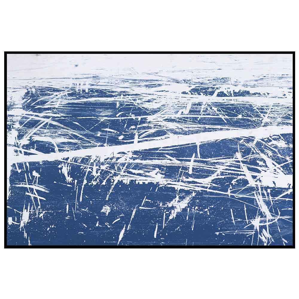 Quadro decorativo Abstrato em canvas - AGAB034