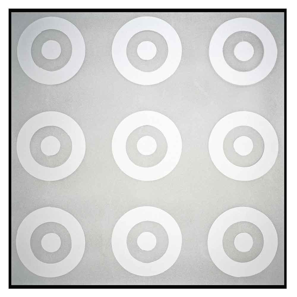 Quadro decorativo Abstrato em canvas - AGAB047