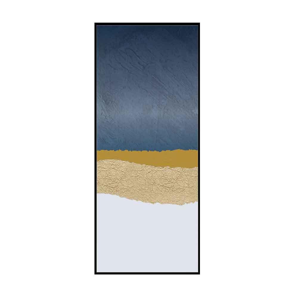 Quadro decorativo Abstrato em canvas - AGAB065