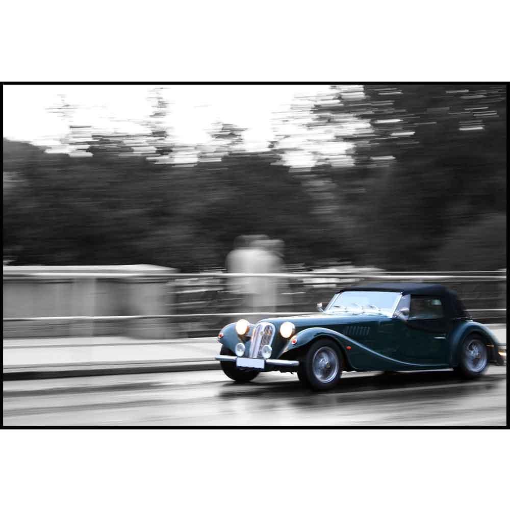 Quadro decorativo Carros em canvas - AGCR001