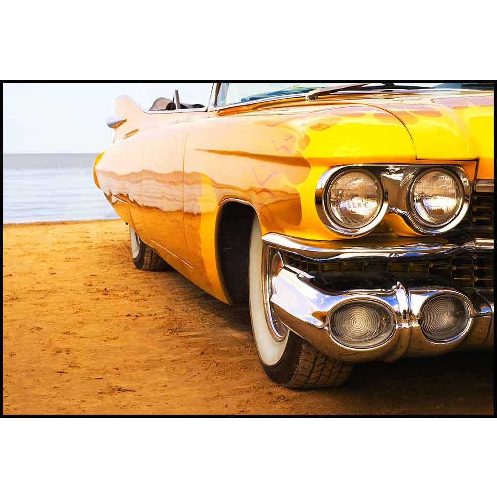 Quadro decorativo Carros em canvas - AGCR002