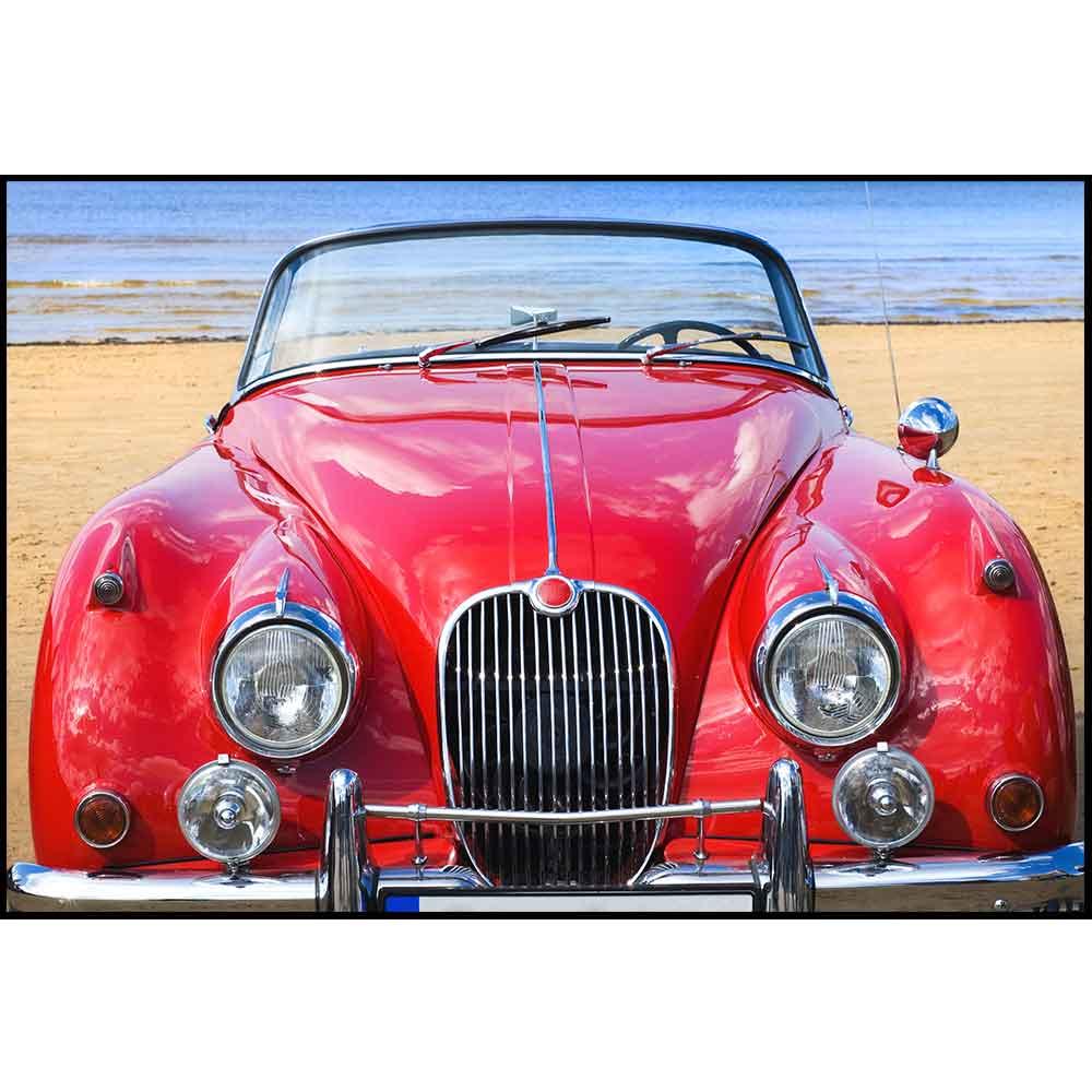 Quadro decorativo Carros em canvas - AGCR005