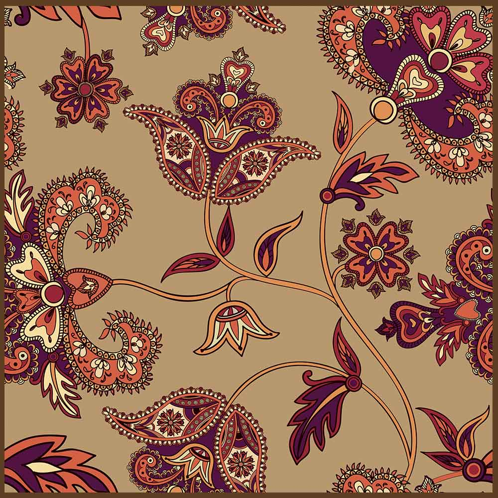 Quadro decorativo Flores em canvas - AGFL058