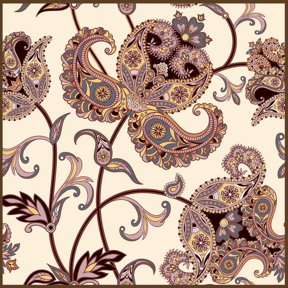 Quadro decorativo Flores em canvas - AGFL060
