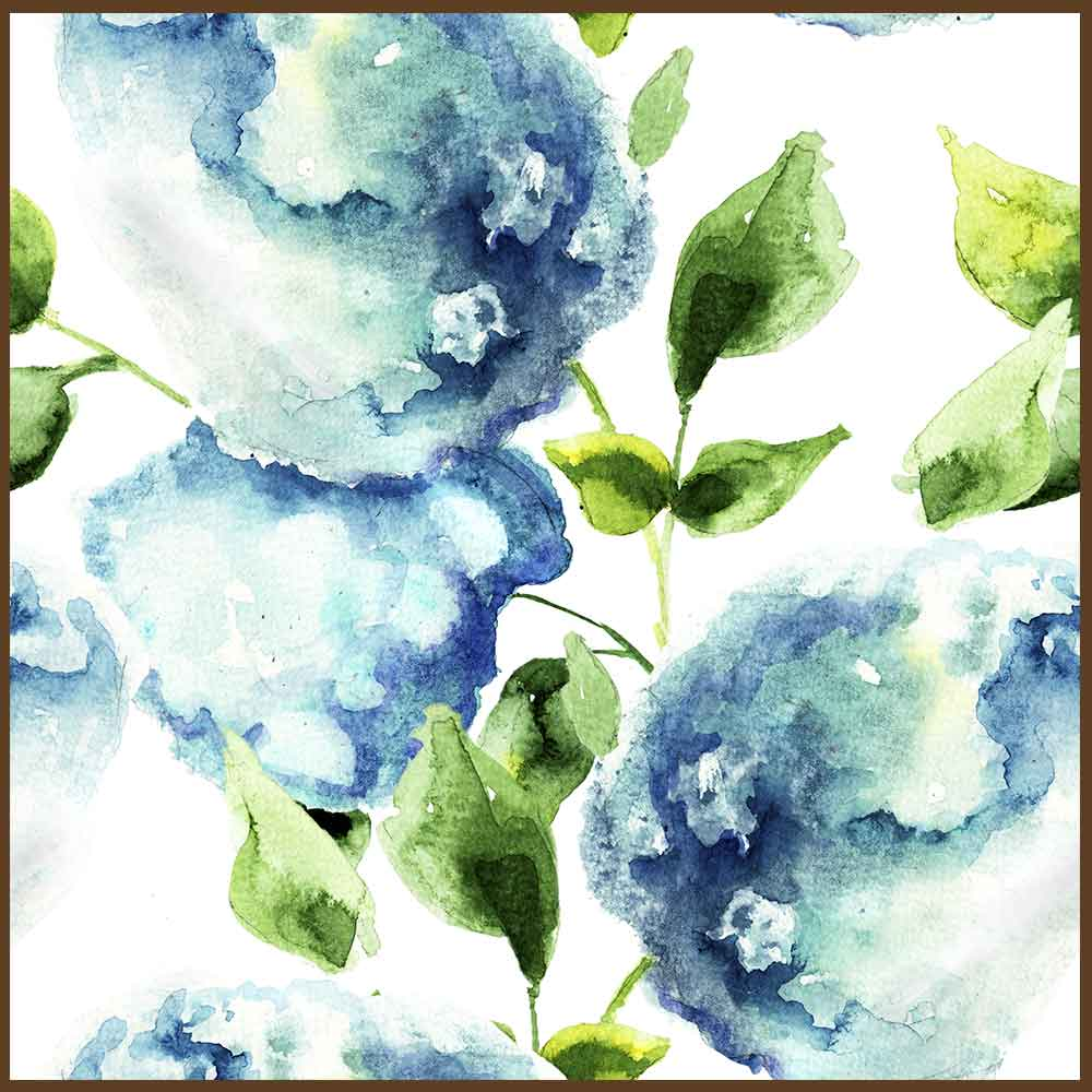 Quadro decorativo Flores em canvas - AGFL085