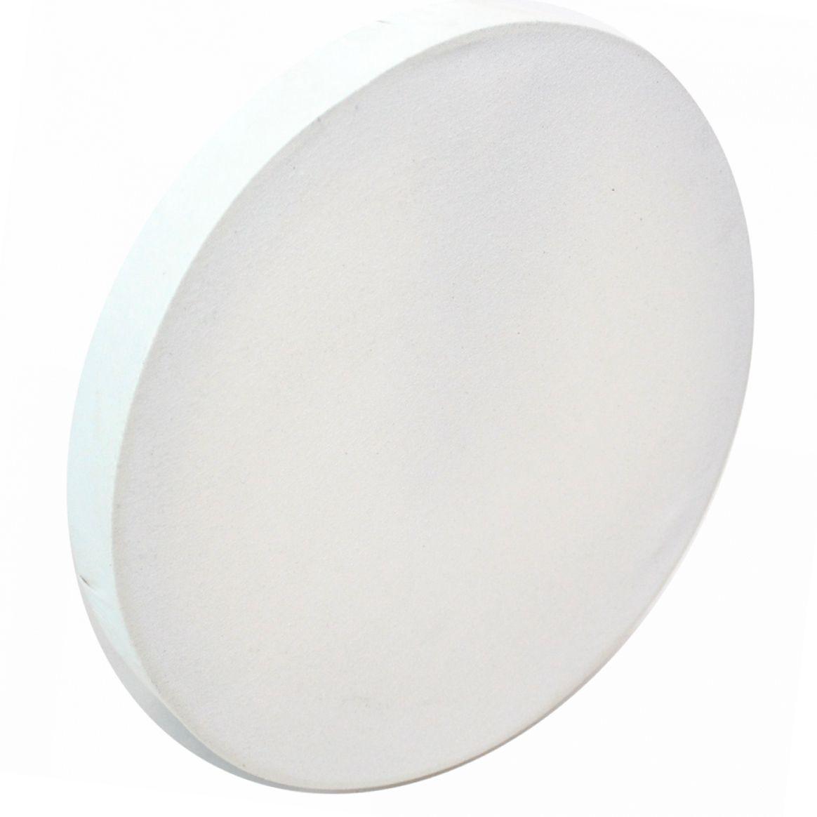 Tela redonda para pintura 30cm - São Francisco