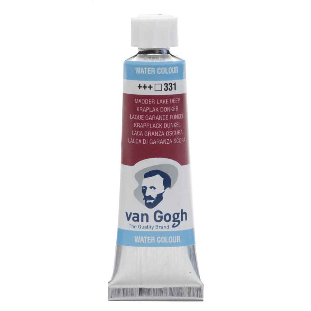 Tinta Aquarela Em Bisnaga Laca Granzia Escuro 331 Van Gogh - Royal Talens 10ml