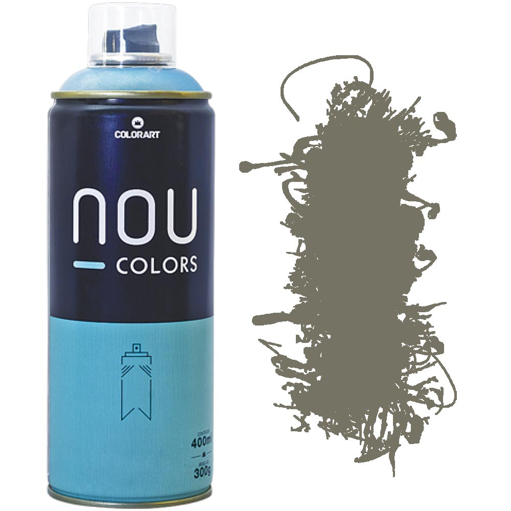 Tinta Spray Nou Colors 400ml Bege brastemp 70039