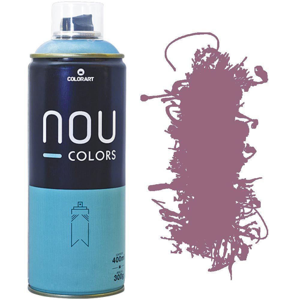 Tinta Spray Nou Colors 400ml Rosa Antigo 70240