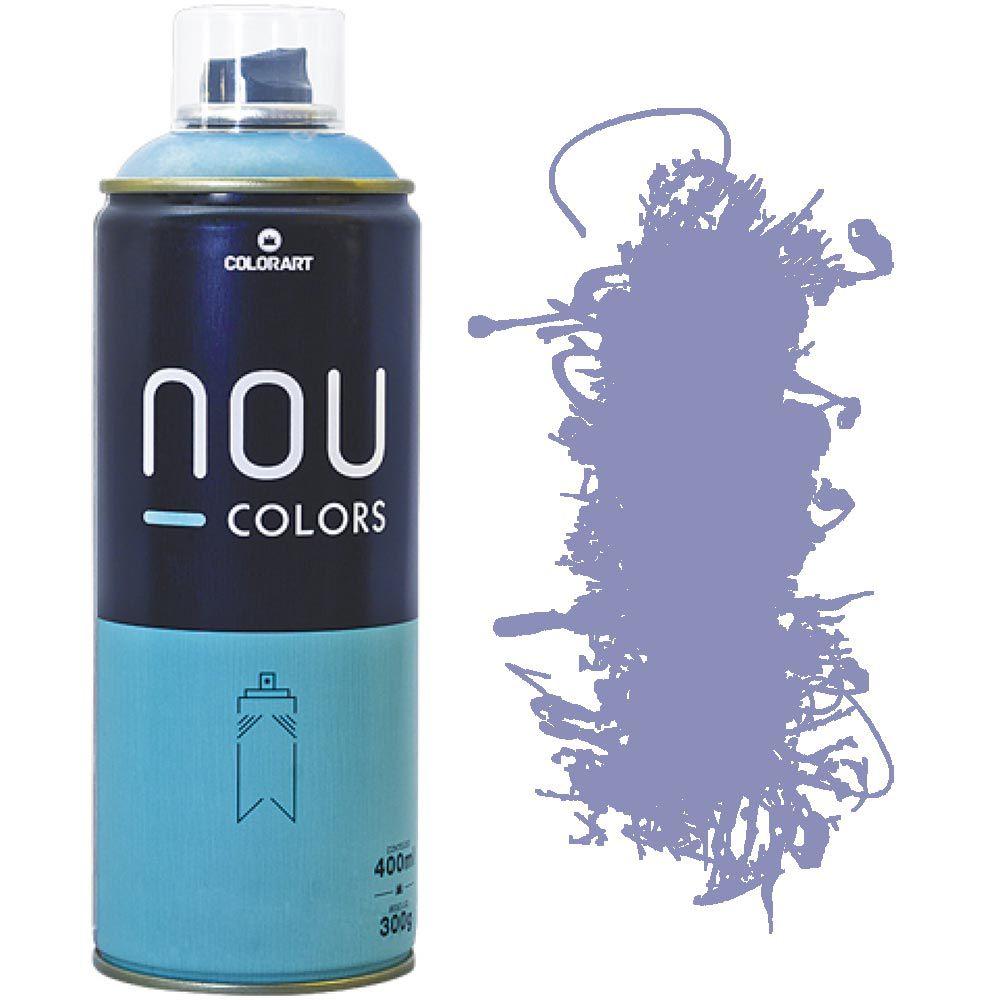 Tinta Spray Nou Colors 400ml Violeta 70017