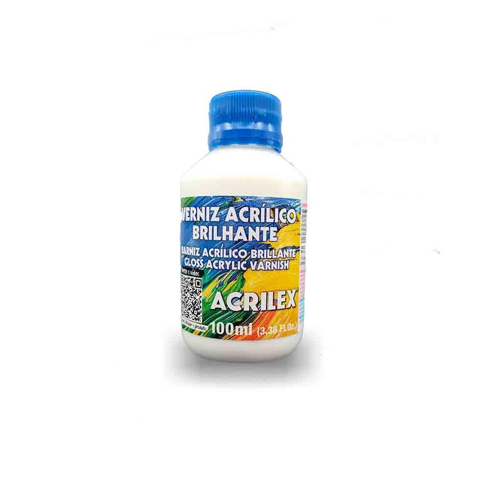 Verniz Acrílico Brilhante 100ml - Acrilex