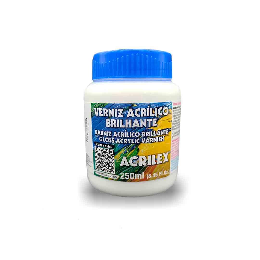 Verniz Acrílico Brilhante 250ml - Acrilex