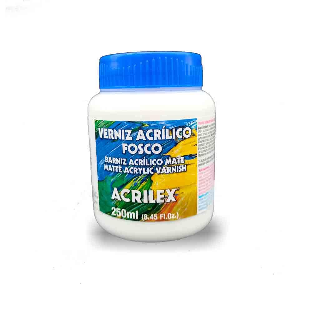 Verniz Acrílico Fosco 250ml - Acrilex