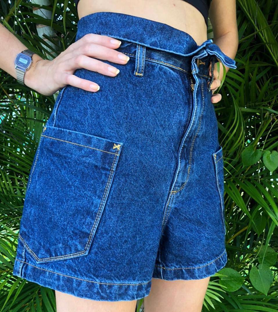 bermuda jeans mom vintage