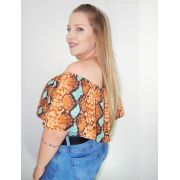 BLUSA CIGANA PLUS SIZE A13137